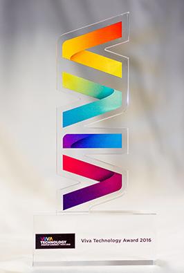 Evoluchain VivaTech BNP Paribas winner